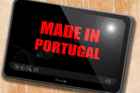 made in portugal: Made in portugal with some soft smooth lines