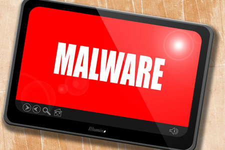 malware: Malware removal background with some soft smooth lines
