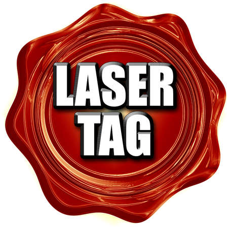 laser tag: laser tag sign background with some soft smooth lines