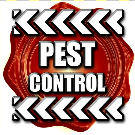 contagious: Pest control background with some smooth lines