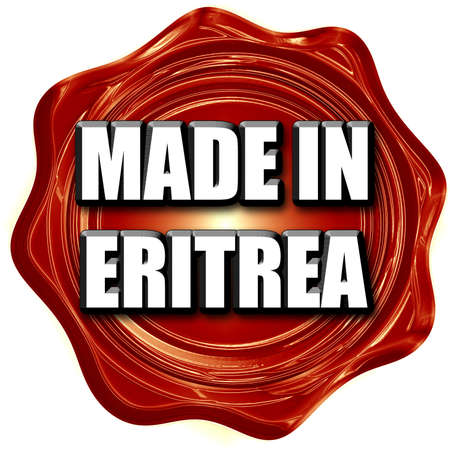 eritrea: Made in eritrea with some soft smooth lines