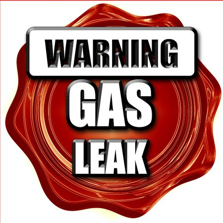 the leak: Gas leak background with some smooth lines