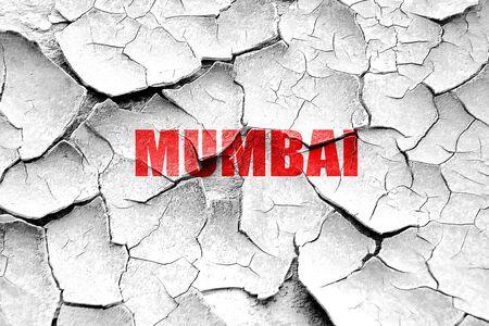 mumbai: Grunge cracked mumbai