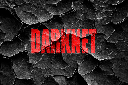tcp: Grunge cracked Darknet internet background with some soft smooth lines