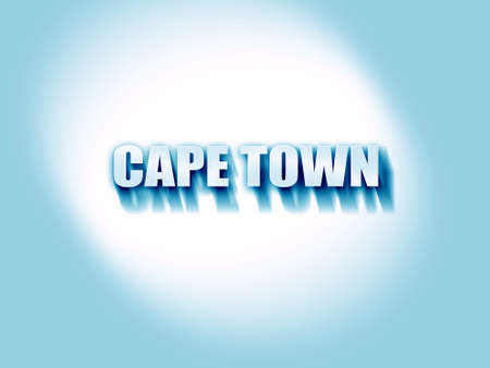 cape town: cape town Stock Photo