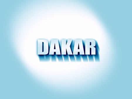 dakar: dakar