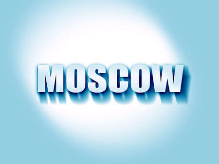 moscow: moscow Stock Photo