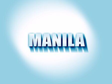 manila: manila
