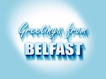 belfast: Greetings from belfast with some smooth lines
