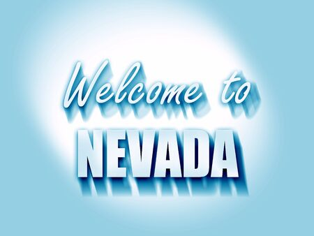nevada: Welcome to nevada with some smooth lines