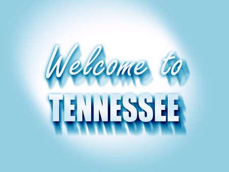 tennessee: Bienvenido a Tennessee con unas líneas suaves