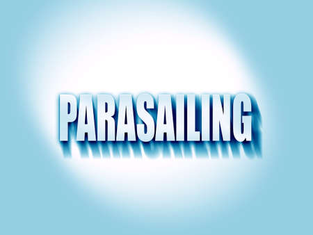 para: parasailing sign background with some soft smooth lines