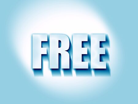 freebie: free sign background with some soft smooth lines Stock Photo