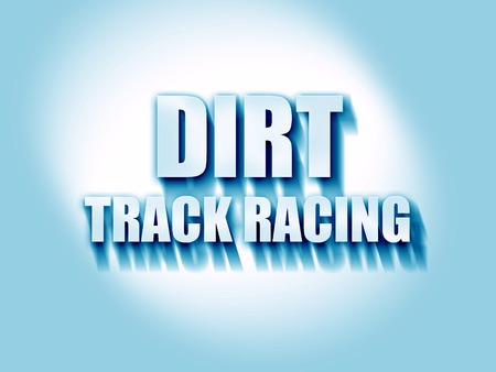 dirt track: dirt track racing with some soft smooth lines