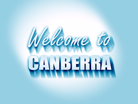 canberra: Welcome to canberra with some smooth lines