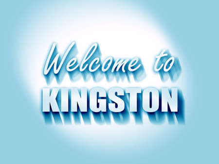 kingston: Welcome to kingston with some smooth lines