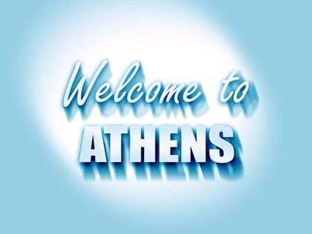 athens: Welcome to athens with some smooth lines