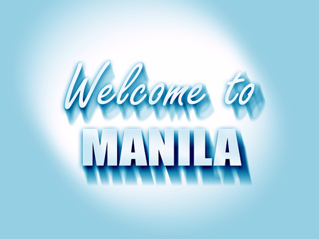 manila: Welcome to manila with some smooth lines