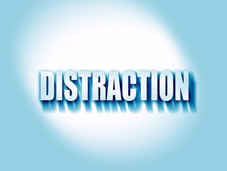 distractions: distraction Stock Photo