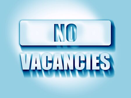 holidays vacancy: Vacancy sign for motel with some soft glowing highlights