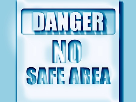 uranium: apocalypse danger background on a grunge background Stock Photo