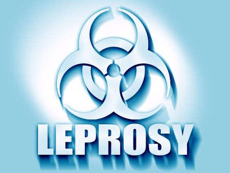 lepra: La lepra concepto de fondo con unas l�neas suaves suaves Foto de archivo
