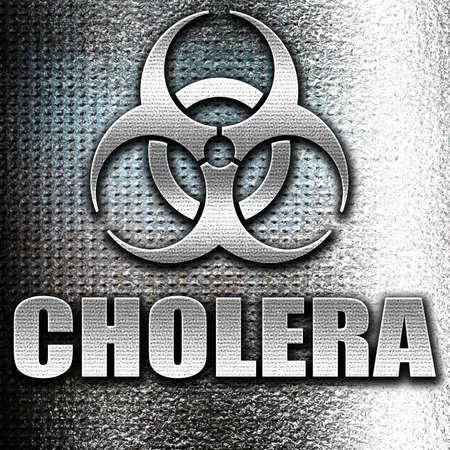 colera: El c�lera de metal grunge concepto de fondo con unas l�neas suaves suaves