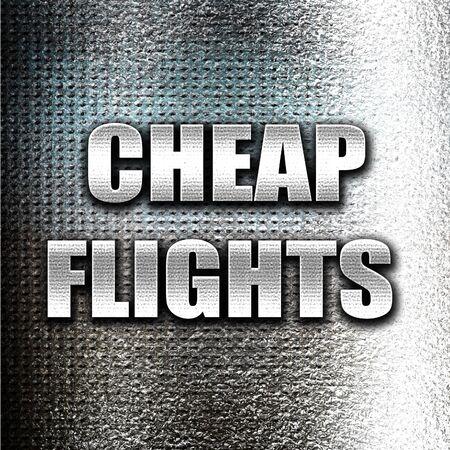 cheap: Grunge metal cheap flight
