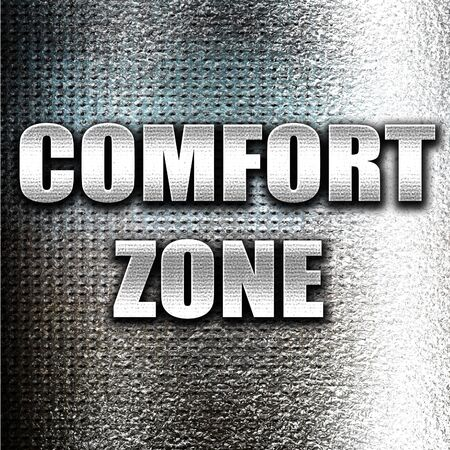 in the zone: Grunge metal comfort zone