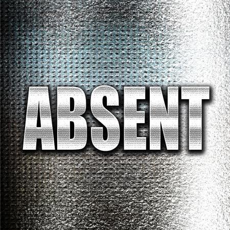 absent: Grunge metal absent