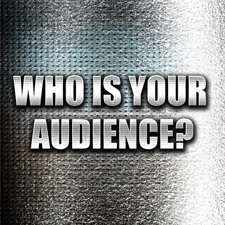 relevance: Grunge metal who is your audience