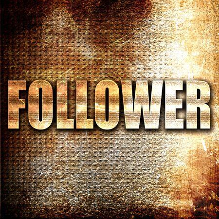 follower: Grunge metal follower