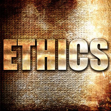 grunge metal: Grunge metal ethics