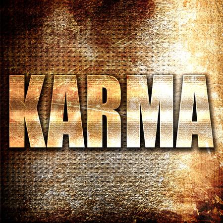 karma: Grunge metal karma