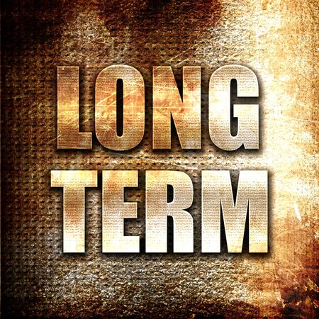 long term: Grunge metal long term