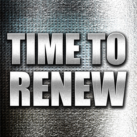 resubscribe: Grunge metal time to renew