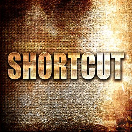 shortcut: Grunge metal shortcut