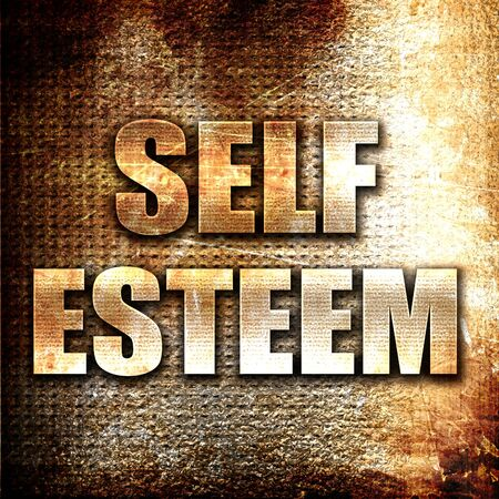 self esteem: Grunge metal self esteem