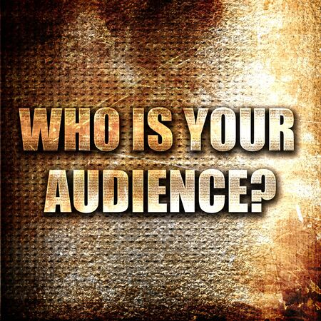 prospecting: Grunge metal who is your audience