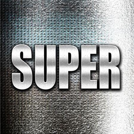transcription: Grunge metal super