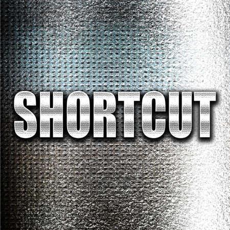 cut short: Grunge metal shortcut