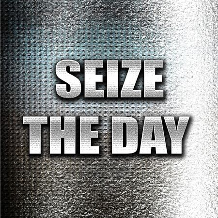 seize: Grunge metal seize the day