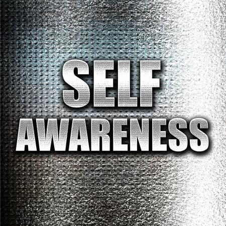self worth: Grunge metal self awareness