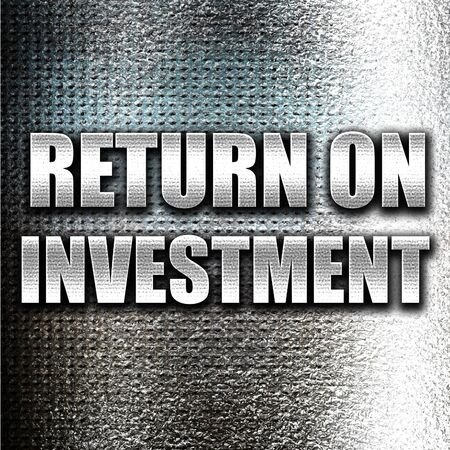 grunge metal: Grunge metal return on investment
