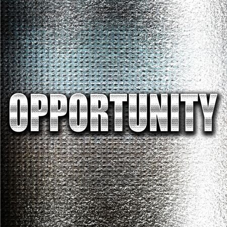 opportunity: Grunge metal opportunity