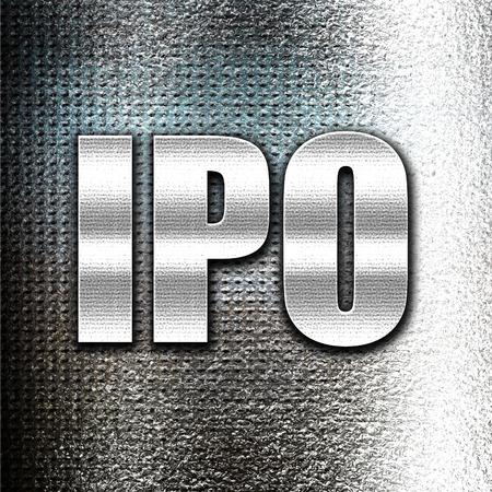 buy shares: Grunge metal ipo
