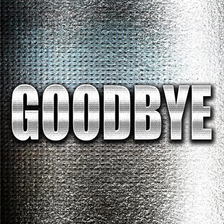 relationship breakup: Grunge metal goodbye
