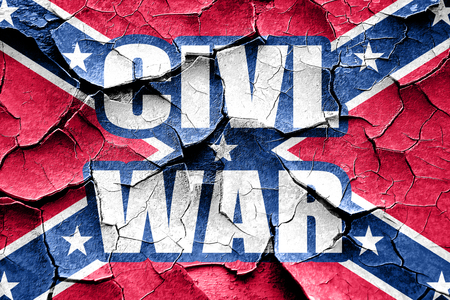 civil war: civil war rebel flag