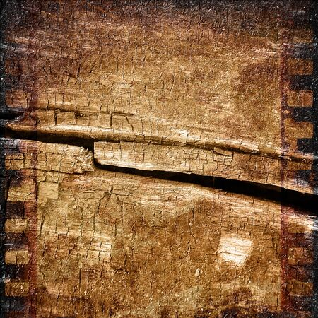 negative film: old negative film strip with some stains on it