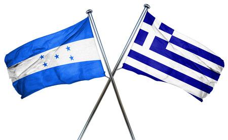 bandera honduras: bandera de Honduras combina con bandera griega